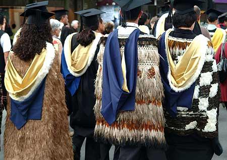 Maori_Grad_Cloaks